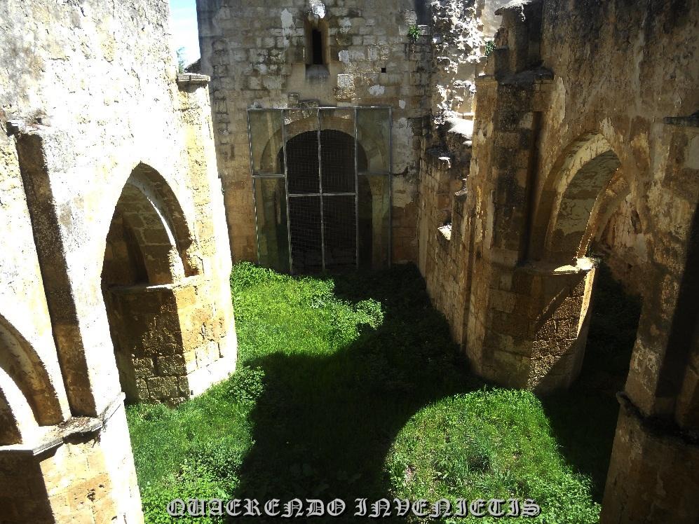 Monasterio de SAN SALVADOR DEL NOGAL – Quaerendo Invenietis