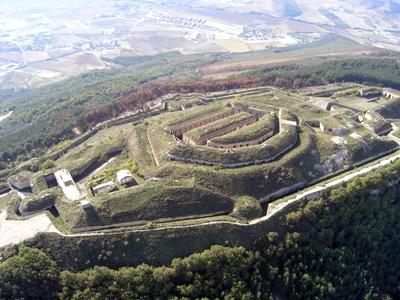 EZKABA, el Fuerte de Alfonso XII