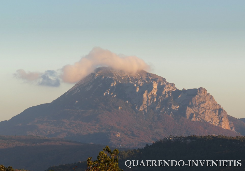 BUGARACH, La montaña del fin del mundo…