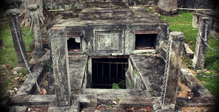 El misterio de la tumba de los Chase