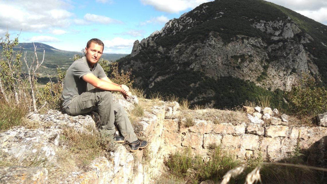 APÉNDICE V, Ruta a las ruinas de Blanchefort…